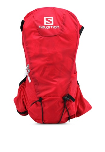 Salomon red Skin Pro 10 Set Backpack FCE0EAC321B359GS_1