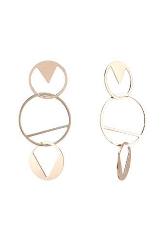 ALDO gold Crirawiel Earrings BFD8DACCD70929GS_1