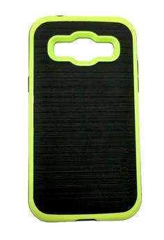 Slim Neo Hybrid Brushed Soft Silicon TPU Case for Samsung Galaxy J2
