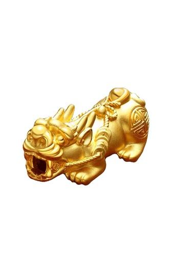 LITZ gold [SPECIAL] LITZ 999 (24K) Gold PiXiu (0.70g+/-) 40A7BAC4EB9571GS_1