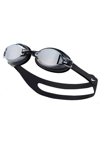Nike black Nike Swim Unisex Chrome Mirror Goggle B3DBAACC4849B5GS_1