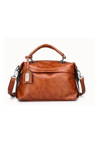 Lara brown Women's Trendy Hand Bag 9024FACC16E07BGS_1