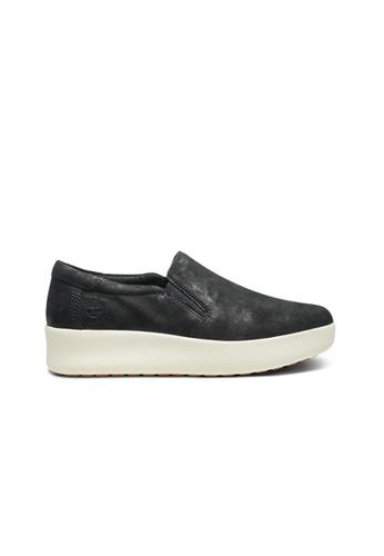 Timberland black Berlin Park Slip-On F0BB7SHFA74DD4GS_1