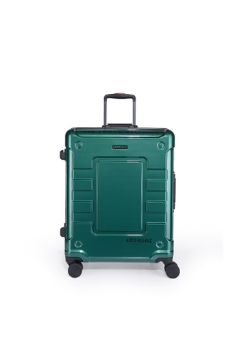 "Lushberry green Airwolf 4 Hardcase Luggage-23"" CA0E2ACDB6511FGS_1"