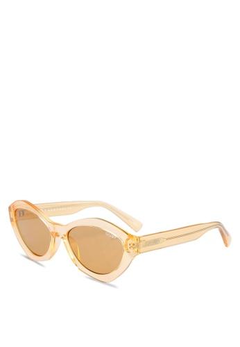 Quay Australia orange QUAYXKYLIE AS IF! Sunglasses QU661GL0S8MWMY_1