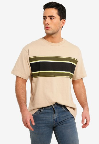 Cotton On multi and beige Dylan Tee 4A11BAA11AC7A5GS_1