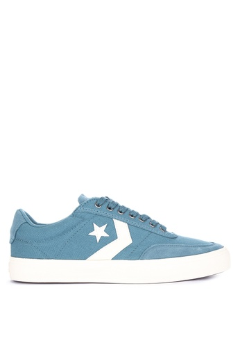 Converse blue Courtland Chino Sneakers B14C1SH681862FGS_1