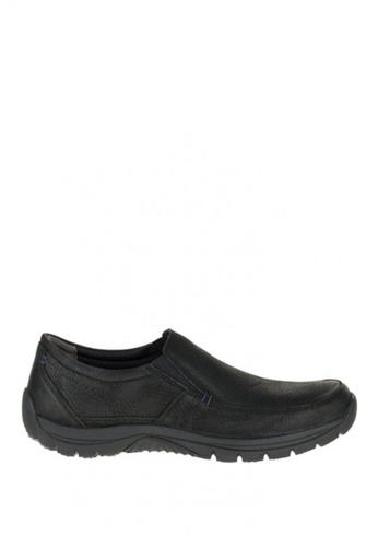 Hush Puppies black Tinling Belson The Body Shoes HU326SH0J3GWPH_1