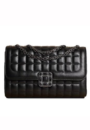 Trendyshop black Elegant Shoulder Bag E5092AC2EEA908GS_1