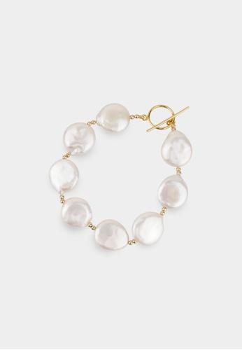 monojewelry COCOON PEARL BRACELET 59AA4AC5B02040GS_1