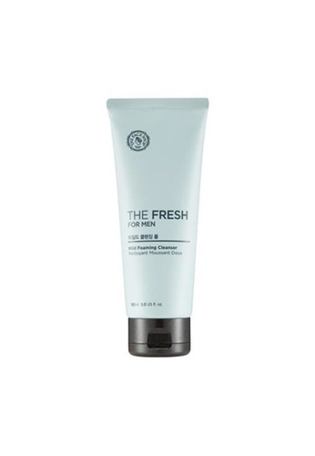 THE FACE SHOP (GWP) The Fresh For Men Mild Foaming Cleanser F41B6BECE1D37FGS_1