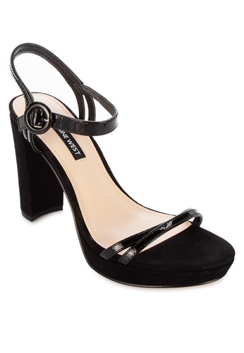 Nine West black Daisy Heels 9AE91SHBCE882FGS_1