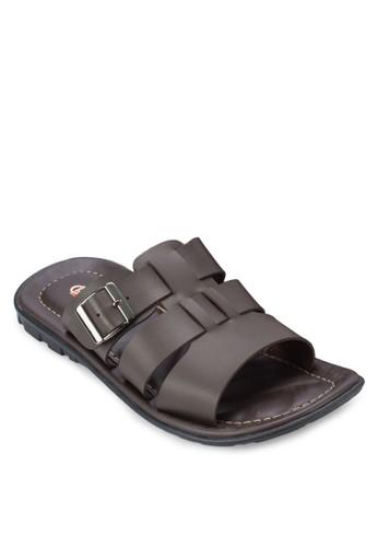 多帶扣環涼鞋, 鞋, 拖zalora taiwan 時尚購物網鞋子鞋
