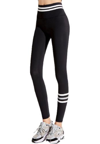 Trendyshop black High-Elastic Fitness Leggings 6B7BAUS79296A3GS_1