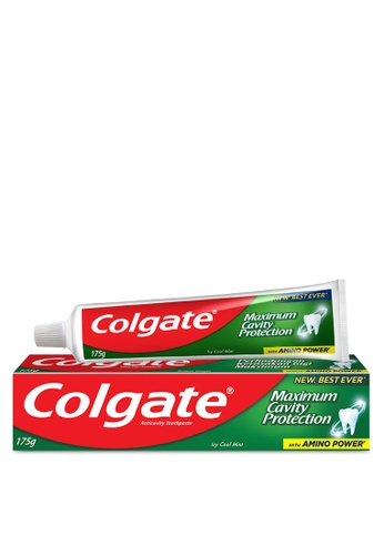 COLGATE Colgate Maximum Cavity Protection Icy Cool Mint Toothpaste 175g 1AE5CESFDA00FAGS_1
