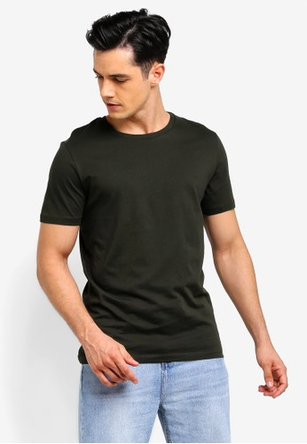 Jack & Jones green Cocondi T-Shirt 82373AAB4801E9GS_1