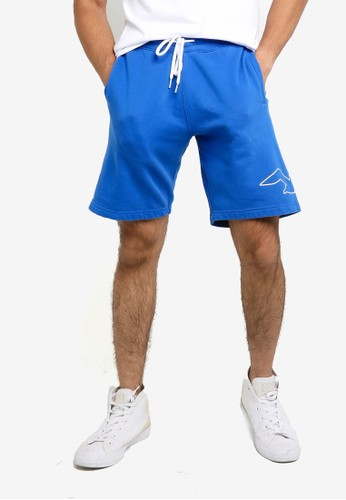 Hollister blue Vintage Sport Icon Shorts A02F4AAD0C34A8GS_1