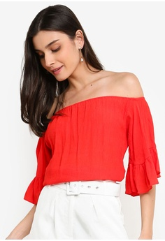 dfbcf4585a8fc6 Off Shoulder Tops