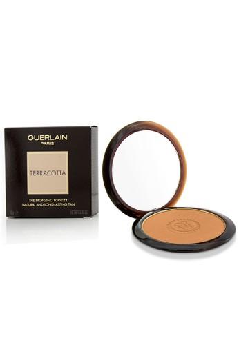 Guerlain GUERLAIN - Terracotta The Bronzing Powder (Natural & Long Lasting Tan) - No. 02 Natural Blondes 10g/0.35oz 7B0A7BEC45C1EBGS_1