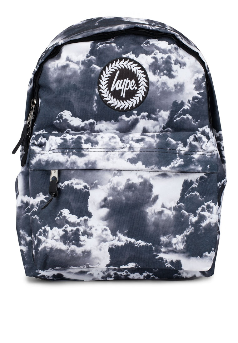 Clouds Just Black Backpack Friday Black Mono Hype Hgwwq for ... 7c7fa05cbd8ec
