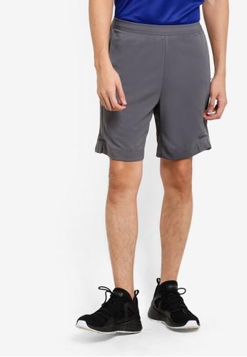 adidas grey adidas Climachill Shorts AD372AA82EUVMY_1