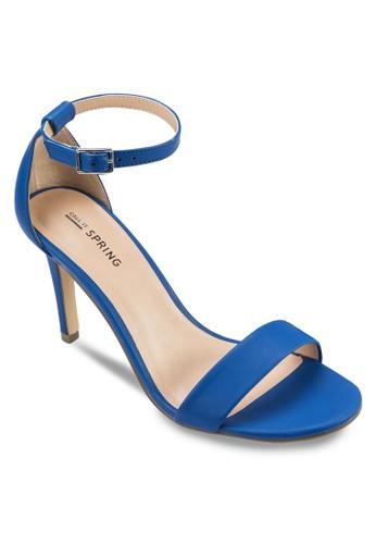 Wayzalora鞋子評價landa 繞環高跟涼鞋, 女鞋, 鞋