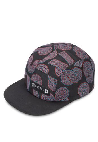 印花自行車平沿帽、 飾品配件、 飾品配件Penshoppe印花自行車平沿帽最新折價