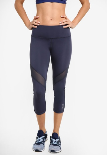 Lorna Jane blue Go Core 7/8 Tights LO143AA25WECMY_1