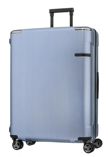 Samsonite blue Samsonite Evoa Spinner 75/28 EXP B8E7BAC10CE274GS_1
