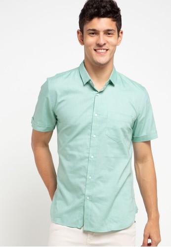 Men's Top green Sonic - Green 98456AAEF93E89GS_1