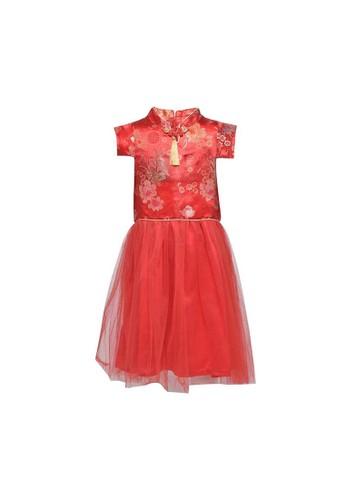 Cute red Cute Dress Red 759D3KA93C8307GS_1