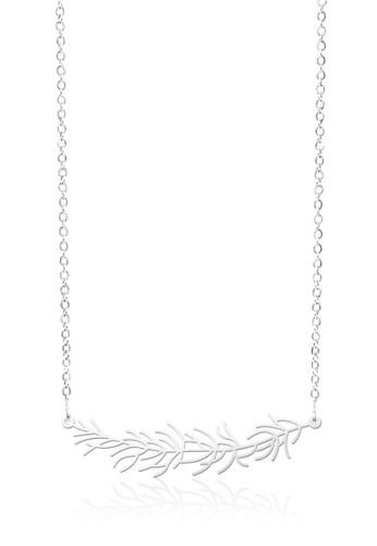 落esprit香港分店葉松項鍊, 飾品配件, 項鍊