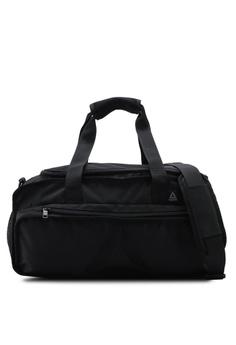 0371ab0a799b1 Reebok black Training Mid Active Enhanced Convertible Grip Medium Bag  1869FACBF802ECGS_1