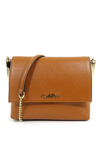 5ad3fd28cc58 Carlo Rino brown Carlo Rino 0304338B-001-05 Leather bag (Brown)  ACBD6AC438A8F6GS 1