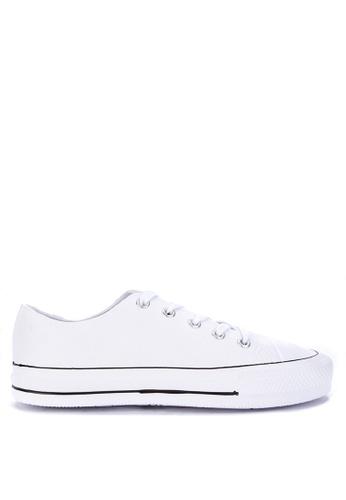 H2Ocean white Cephas Sneakers Lace up D130ASH4F6CCACGS_1