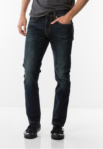 52b90a27 Levi's blue Levi's 502 Regular Taper Fit Jeans Men 29507-0138  3AE63AABD59619GS_1