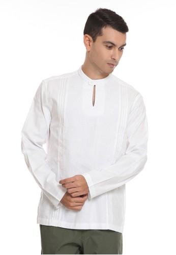Manzone white POUTPI-WHITE Kaftan E1025AAAAE4693GS_1