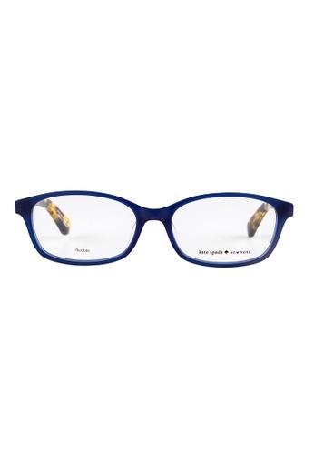 Kate Spade Kade Spade Jacy Blue Eyeglasses 0CX KA433AC92JZBMY_1