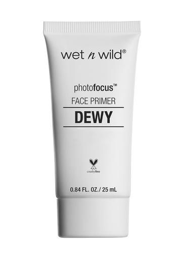 Wet N Wild Wet N Wild Photo Focus Dewy Face Primer A6A92BE2962DB9GS_1