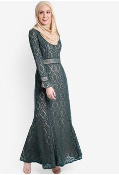 Evening dress zalora malaysia disneyland