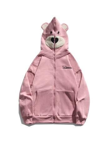 Twenty Eight Shoes Funny Bear Full Zip Hoodies HH0688 910B6AA9A84D2EGS_1