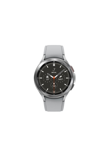 Samsung silver Samsung Galaxy Watch4 Classic 46mm Bluetooth Stainless Steel Silver F6039HL2D31AD3GS_1