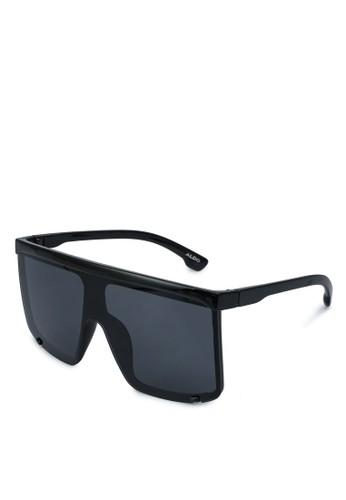 ALDO black Capuchos Sunglasses A0059GL8B77F60GS_1
