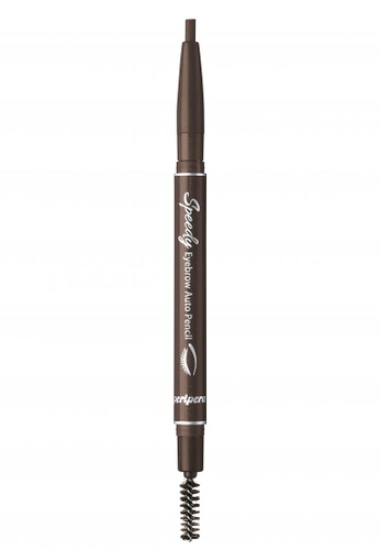 Peripera brown Speedy Eyebrow Auto Pencil 003 Brown 9A70FBE464F7C2GS_1