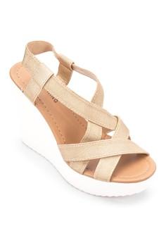 Almaville Wedge Sandals