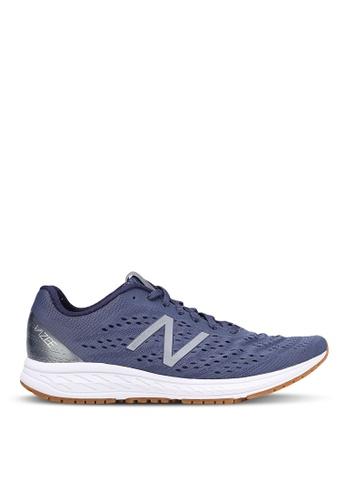 New Balance navy BREA Vazee Performance Running Shoes NE323SH0RHAYMY_1