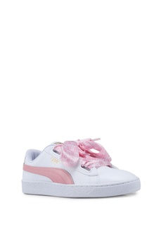 518d28b95444 20% OFF PUMA Sportstyle Prime Basket Heart Reinvent Women's RM 375.00 NOW  RM 299.90 Sizes 3 4 5 6 7