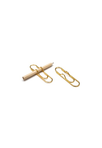 Peleg Clippen Pencil Clip (Gold) 2FE11HL62878E0GS_1