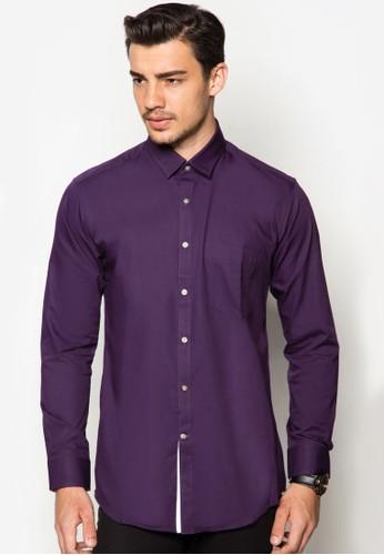 印花長袖襯衫,esprit服飾 服飾, 服飾