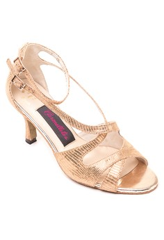 Strappy Sandals Dancing Shoes